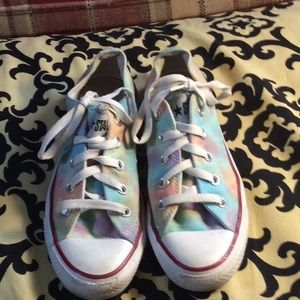 Cotton candy converse